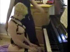 The Shackled Piano Slave
