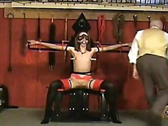mature submissive slutwife tormented skillfully