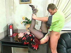 Chloe&Peter phat hose video