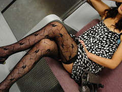 Asami Yoshikawa Pretty Japanese hottie acquires cookie licked in the subway