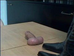 mistress cloe pecker & ball trample