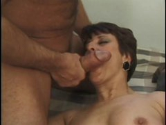 Classic Older Candy Cooze Playing, Sucking and Banging