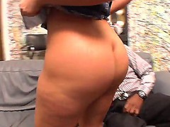 Juicy honey Bella Reese deepthroates a monstrous black dick, and its the greatest pleasure she has ever had