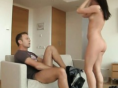 Sucking on Rocco Siffredi s massive