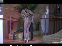 Madeleine&Frederic hose sex scene