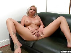 golden-haired babe deadra dee gets a penis