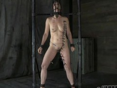 Sweet torment for lusty honey
