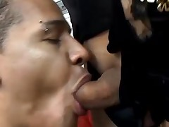 Sucked Shemale