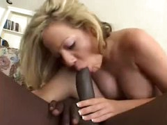 She just wants black dick inside her