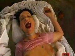 Kinky babes bizarre golden showers and hardcore blowjobs bukkake facials