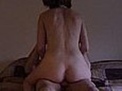 Older woman gets drilled