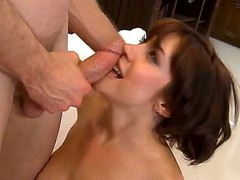 Sasha Sweets delightful and warm cock sucking session is driving Jordan Ash insane with pleasure
