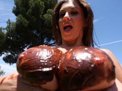 Sara All Natural Tits!