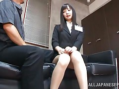 shy teacher knelt and throat fucked