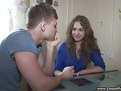 hot beautiful legal age teenager loves fucking