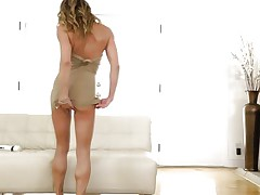 milf turned on and wild
