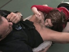 Hawt pretty beauty fucked and dominated in real slavery!