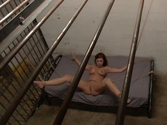 Roped and assfucked