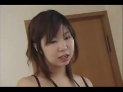 Asian Sucks Her Subs Dick And Rims His Wazoo