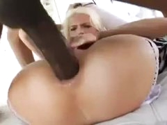 Monster dick anal and ass to mouth deepthroat