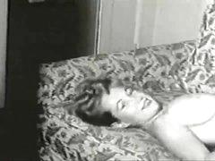 Virginia Bell Shaking Her Vintage Triple D&amp,#039,s