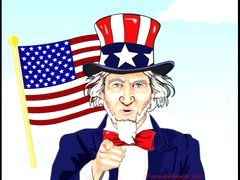 Uncle Sam WANTS YOU...to see porn!!