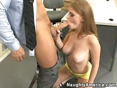 Lustful Student Faye Reagan Eagerly Hooks Her Face Hole On A Juicy Hard Beaver