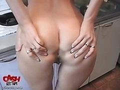 Hot couple's sex video