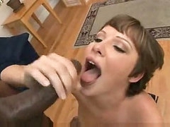 This babe takes multiple cumshots after entertaining