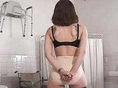 Slavemaster tortures wet love tunnel