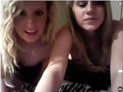 Cute Blondes Webcam