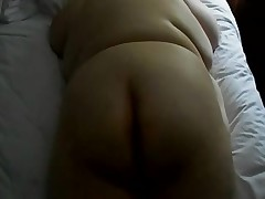 SSBBW jizz loving anal sex lover friend video