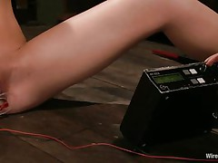 hot sex slave has unthinkable pleasure