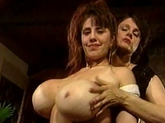 Featuring these two hot girls in their blistering hot nakedness,...