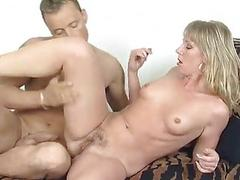 German blonde gets a fine fuck - Inferno Productions