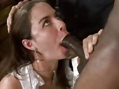 Nicole Rider takes this hard dick down her throat