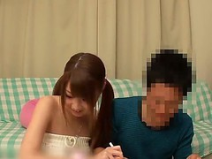 Crazy Japanese trainer permeates sweet pupil whose name is Hitomi Kitagawa