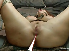 shocked, whipped and fucked