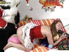 panda's lustful little girl