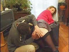 Mommy Fuck Son&,#039,s friend and Dad