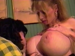 Give it up to this daring, alluring blonde slut in one of her daring...