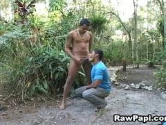 Gay latinos sucking wang and banging gazoo